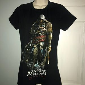 Other - Assassins Creed Black Flag Girls TShirt